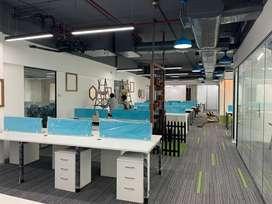 lavish office space at prime location