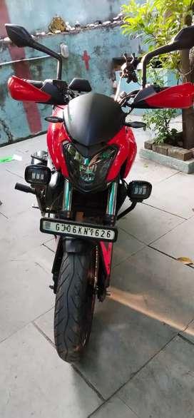 Dominar 400 bike
