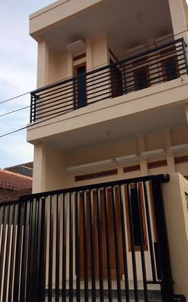 Sewa Kontrak Rumah Baru Strategis Kota Bandung
