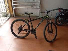 Sepeda MTB 26 exotic ET 2651