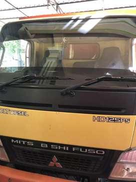 Mitsubishi Canter HD 125ps 2012