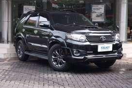 Toyota Fortuner 2.5 G AT (Free Service & Kualitas Terbaik)