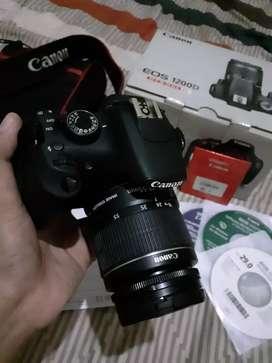 Camera canon 1200d