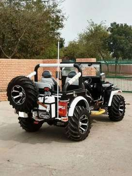 Prem jeep modify