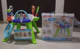 Fisher Price - 3 in 1 Spin & Sort Activity Center [Preloved]