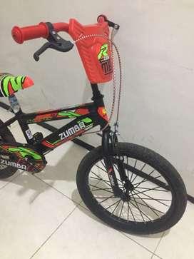 Sepeda BMX anak merk Zumba