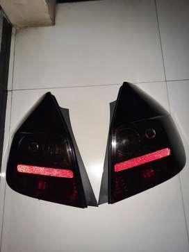 Jual lampu honda jazz/fit GD3 idsi 2003-2008 original (smoke)