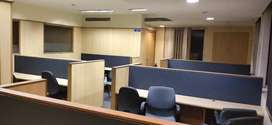4500sqft Furnished office space for Rent in Lakshmi mills,