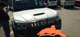Mahindra Scorpio 2017 Diesel 30000 Km Driven
