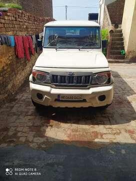 Mahindra Bolero 2014 Diesel new tyre new clutch set