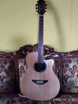 Gitar Yamaha APX500ii Elektrik custom