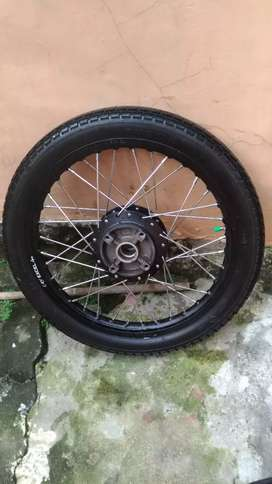Aloy crv ring 17