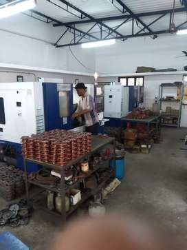 CNC turning operator & Drilling m/s operator 88*25*70*32*14