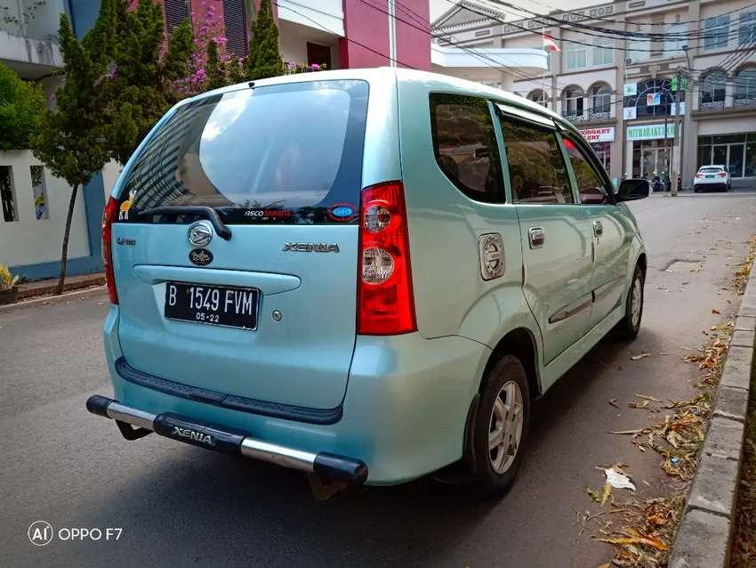 Daihatsu  xenia li plus 2007 pjk panjang 0