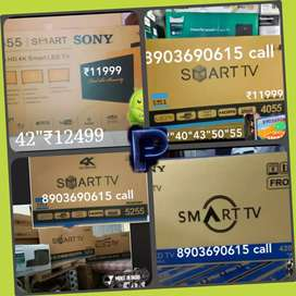 Box sealed new Android fhd tv ••start3997••√√==50inch@19999bwgins