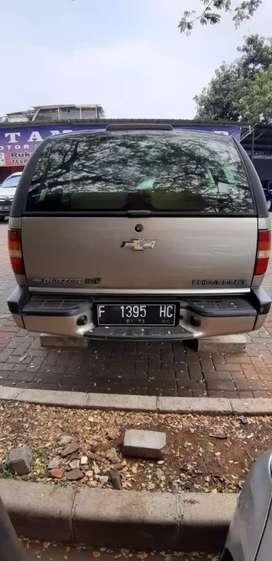 Opel blazer montera ln thn 2004 w coklat met sohc mbl bgs trwt antik