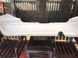bumper / bemper belakang mercedes / mercy A150 2005