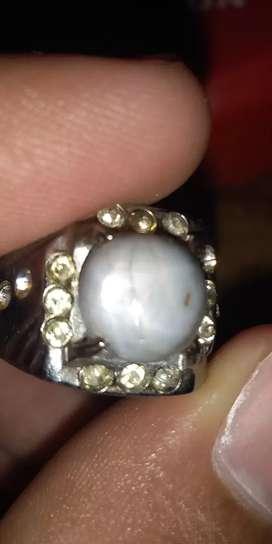 Matural safir star natural sapphire star