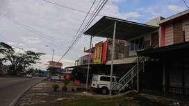 Disewakan Ruang Kantor / Praktek Dokter di Pinggir Jalan Utama