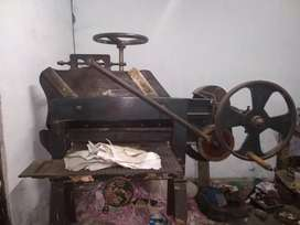 Technician for offset press