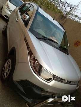 Mahindra KUV 100 2016 Petrol Good Condition