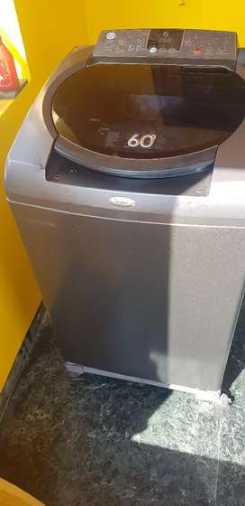Whirlpool fully automatic with heater