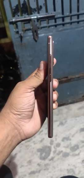 New mobile no dents 6 month's  old