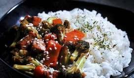 Rice Chiken Teriyaki Untuk berbagai macm acara I Catering Bandung Raya