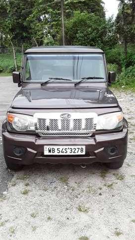 Mahindra Bolero SLX 2WD, 2017, Diesel