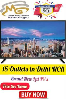Smart Ultra HD Brand new 50 inches [ 12 MONTHS ONSITE WARRANTY ]