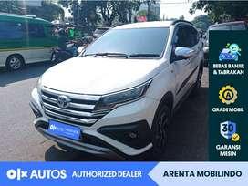 [OLXAutos] Toyota Rush 1.5 TRD Sportivo Bensin 2018 A/T Putih #Arenta