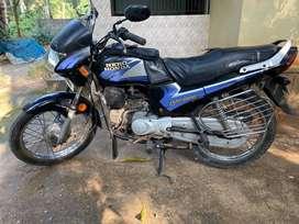 Passion plus Blue colour, good riding condition