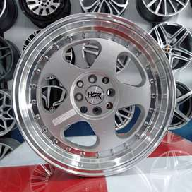 Velg Mobil Fiesta, City dll Type LOUD JD805 HSR R17X75-85