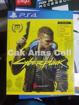 Cyberpunk 2077 PS4/PS5 Disc