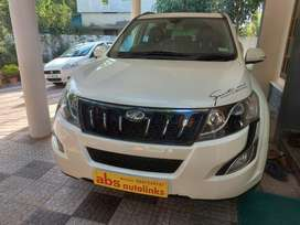Mahindra XUV500 W9, 2018, Diesel