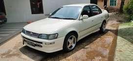 Great corolla warna putih tahun 1993