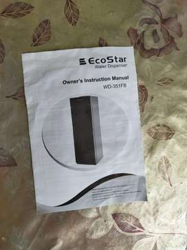 Eco Star Water Dispenser