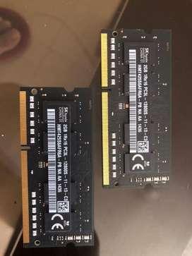 SK hynix 4Gb (2Gb x 2) DDR3 RAM for Laptop