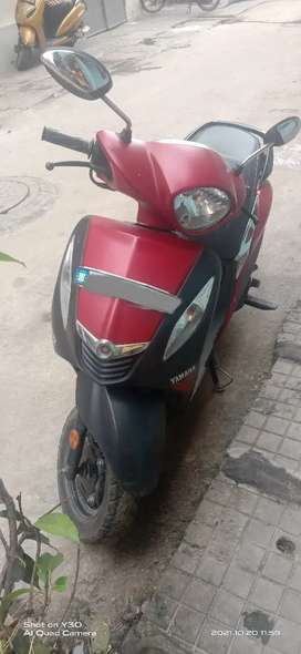 I want to rent my moped