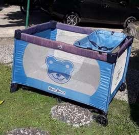 Box bayi merk priori warna biru