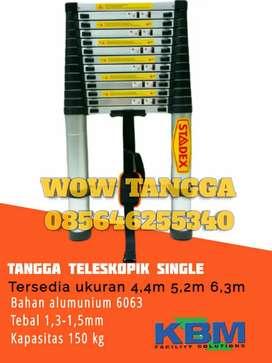 TANGGA TELKOM LINK NET SINGLE 3.8M COD FREE ONGKIR