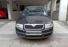 Skoda Superb Elegance 2.0 TDI CR Automatic, 2007, Diesel