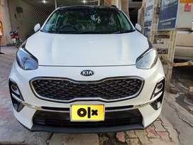 KIA Sportage AWD 30% 2021 Already Bank Leased
