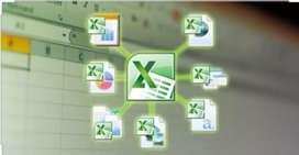 Microsoft Excel classes