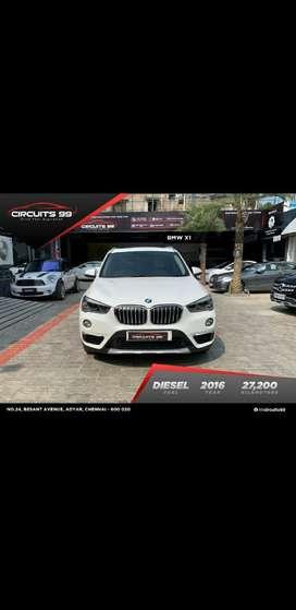 BMW X1 sDrive20d sLine, 2016, Diesel