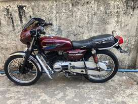 Yamaha rx100 model 1993 All paper clear greentx paid