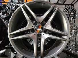 Ready Stock Velg Mobil Glory, Passat, Macan dll Ring 18 HSR Wheel