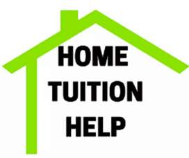 Iam Willing to Taking individual home tution for students. Hourly