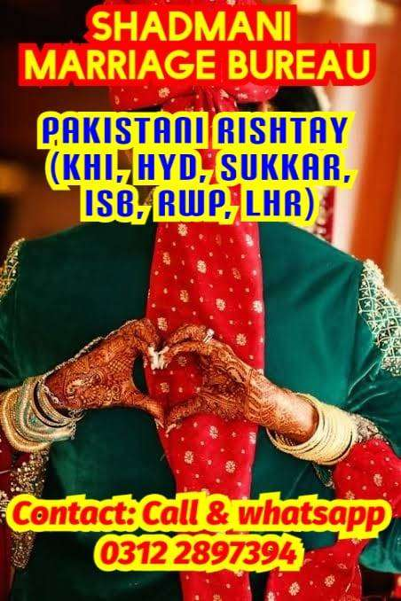 Marriage bureau services(online Rishta)& consultant