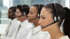 JOB for direct joining customer care , receptionist and data entry.